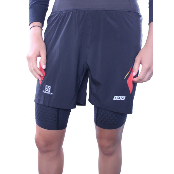 S-Lab Exo Twinskin Short