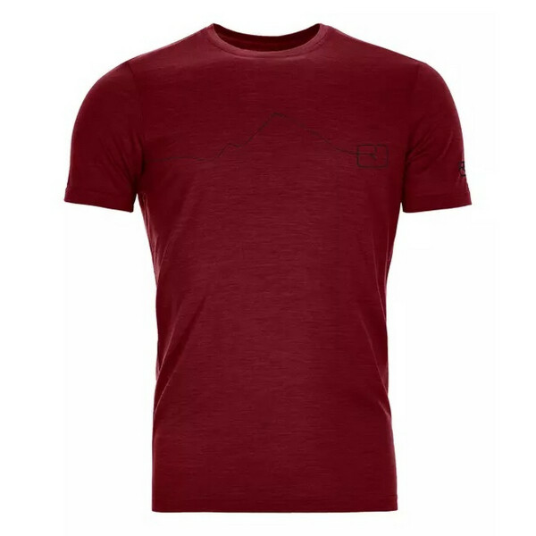 ORTOVOX 120 TEC MOUNTAIN T-SHIRT MAN
