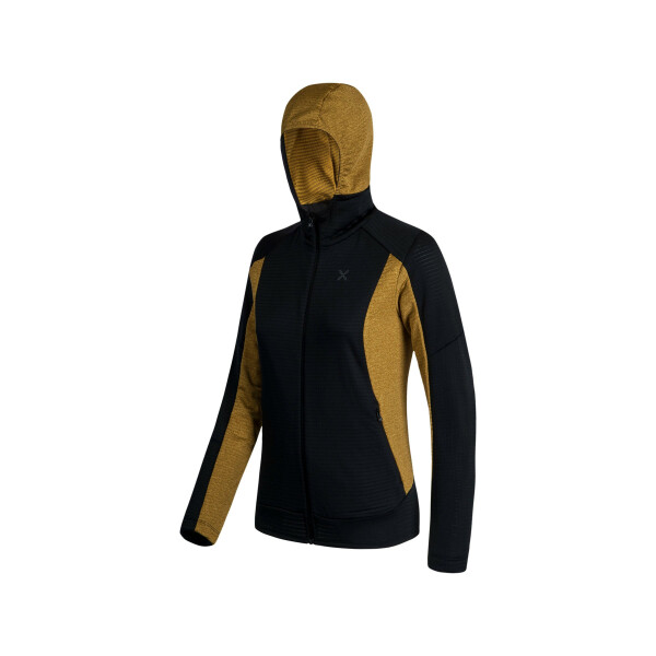 MONTURA STRETCH COLOR HOODY JACKET WOMAN
